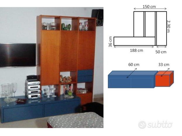Mobili soggiorno - Arredamento e Casalinghi In vendita a ...