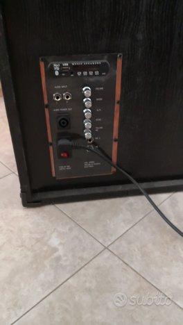Cassa amplificata 250 w