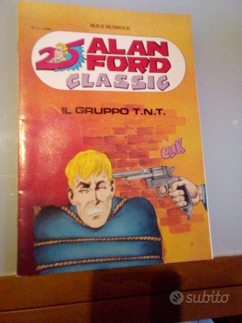 Alan ford classic n° 1 formato gigante
