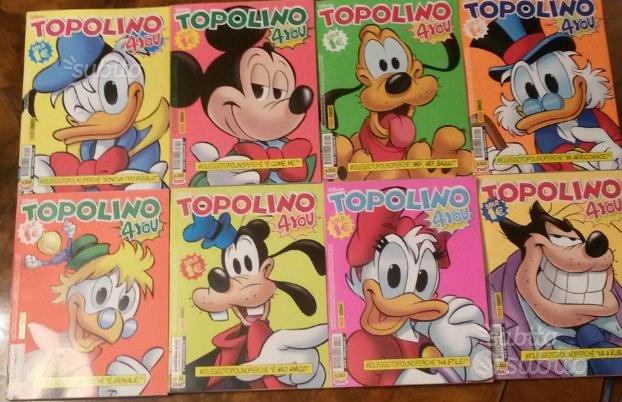 Topolino serie completa