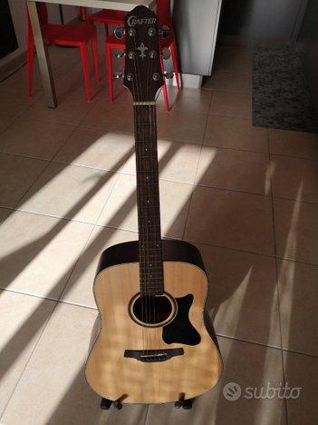 Chitarra acustica Crafter