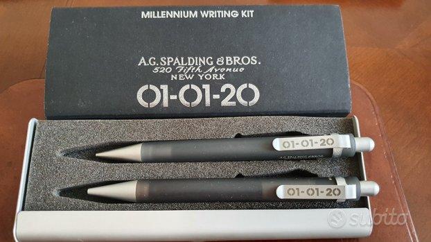 Penne Spalding MILLENNIUM WRITING KIT 01-01-2000
