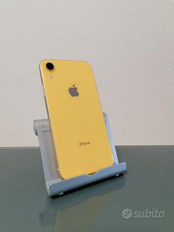 IPhone XR 128GB Yellow, grado A+