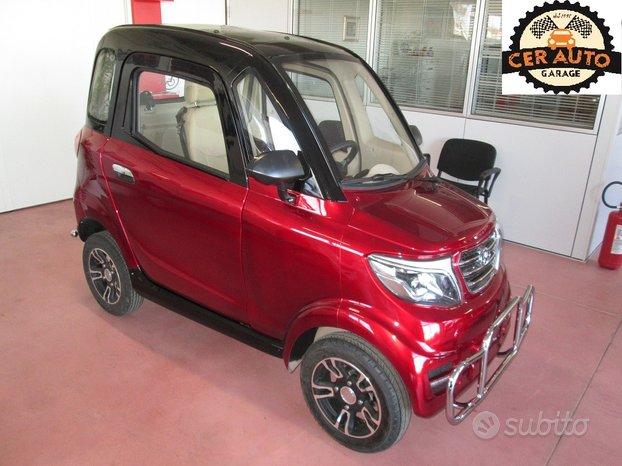 Auto senza patente minicar microcar Delta1