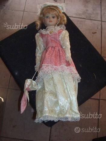 Bambola vintage piccola gemma anni 70