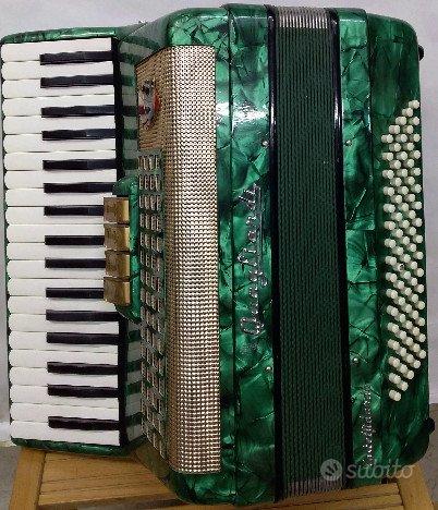 Fisarmonica d'epoca anni 60