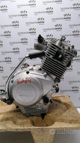 Blocco Motore YBR RIEJU 125