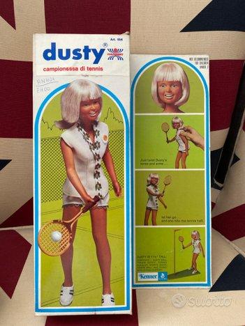 Vintage Barbie Kenner Dusty del 1974 NRFB