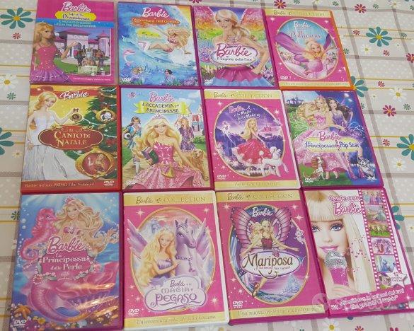 DVD Barbie