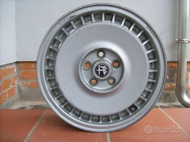 Campagnolo alfa romeo GTV6 6x15 5x98