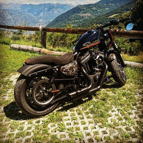 Harley Forty Eight