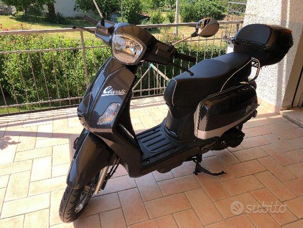 KSR Moto Classic 125 cc  nuovo da immatricolare