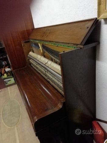 Pianoforte verticale usato Zimmermann