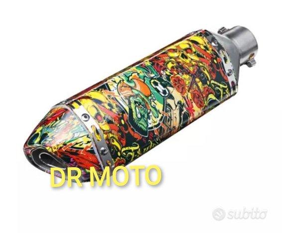 Scarico universale 37 cm db killer moto cod42-15