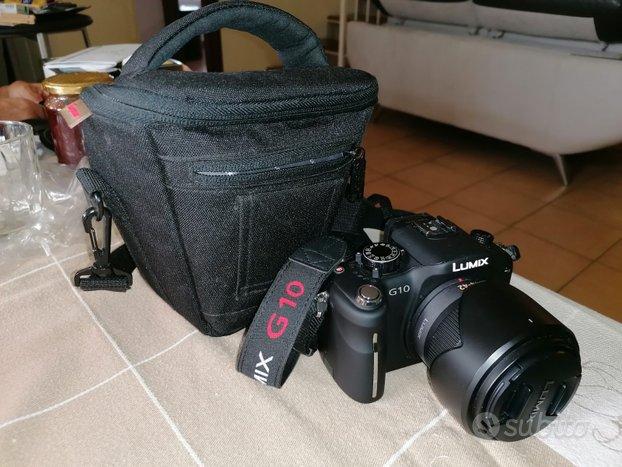 Fotocamera lumix g 10