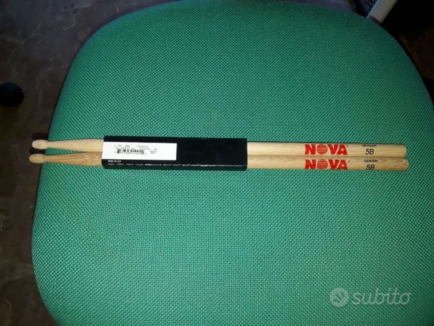 Bacchette Vic Firth 5B Nova