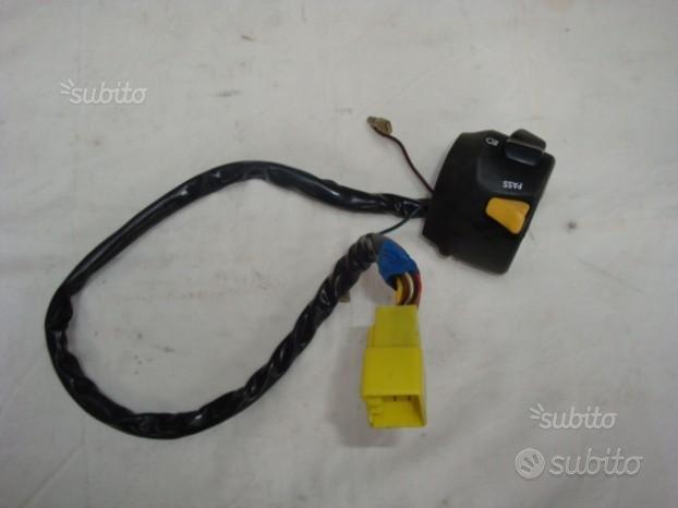 Suzuki burgman 250 devio luci sx e altri ricambi