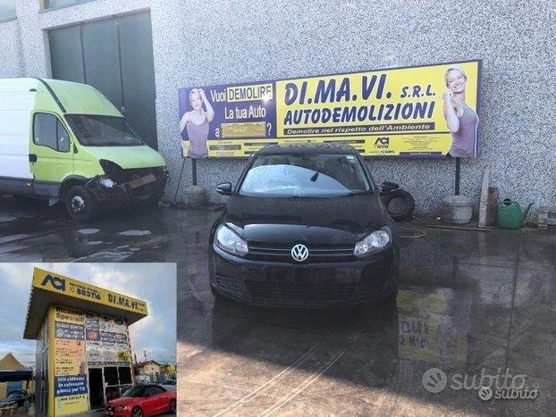 Volkswagen golf 6 1.6tdi cay per ricambi