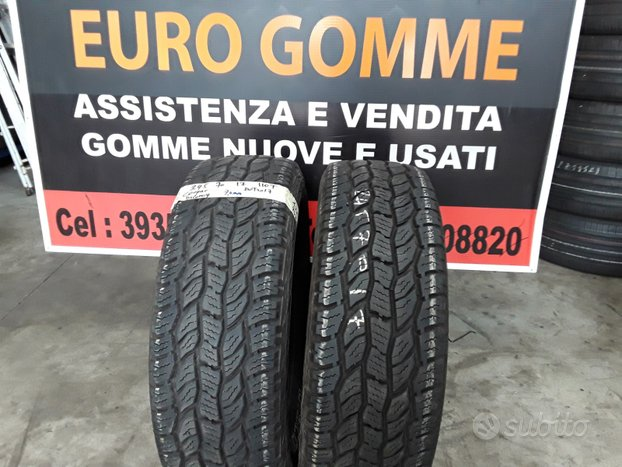 Gomme Usate Cooper 245 70 17 110T invernale/4stagi