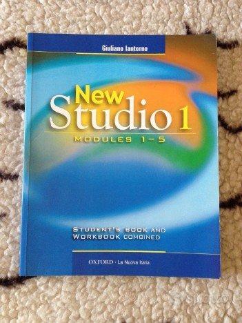 Libro inglese New Studio 1
