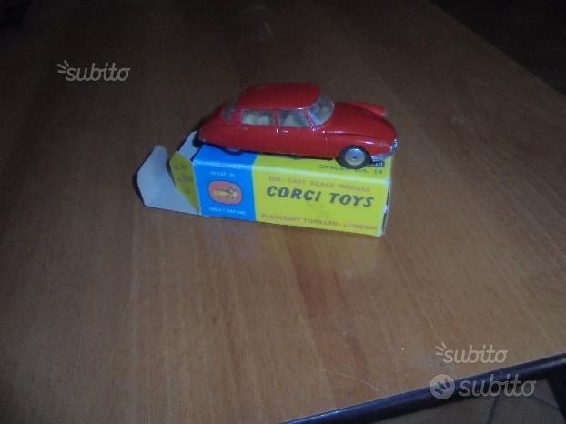 Corgi toys citroen