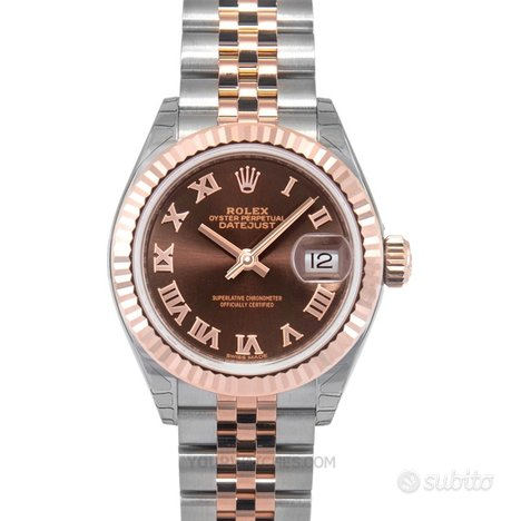 [NUOVO] Rolex Lady Datejust 279171/9 Brown