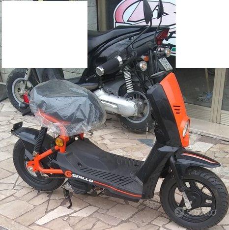 Gamaz Spillo 50cc - Scooter per Camper o Barca
