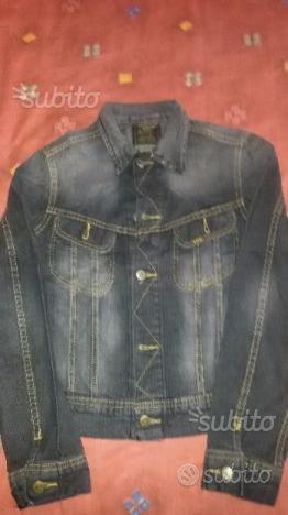 Giacchetto Jeans Lee