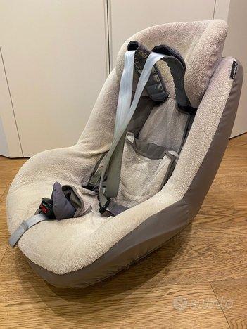 Bebe Confort Pearl + FamilyFix (Isofix)