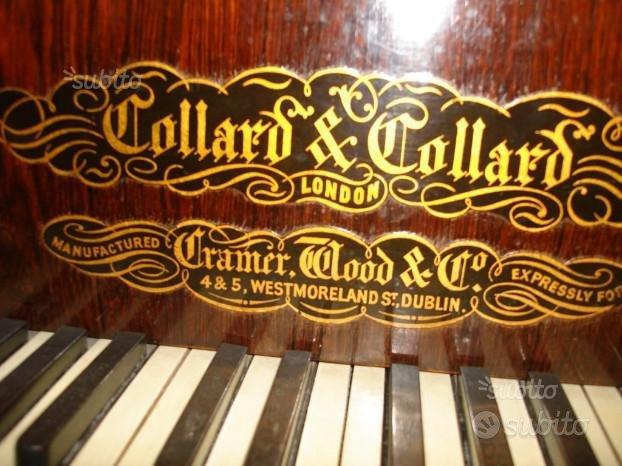 Pianoforte a coda collard & collard
