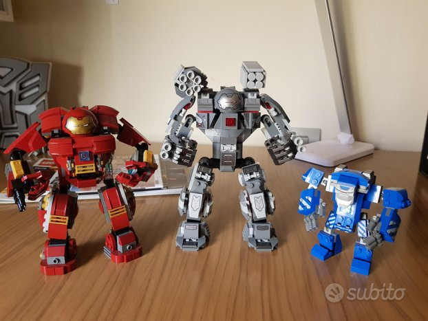 Lego marvel hulkbuster / war machine