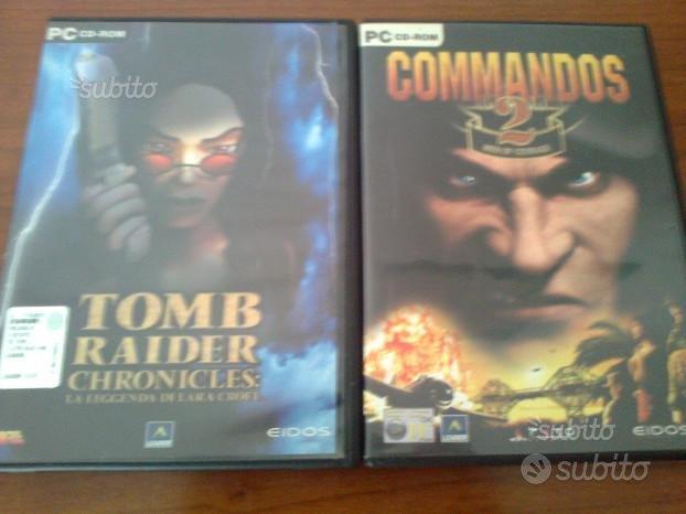Due videogames