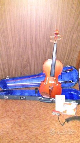 Violino completo quattro quarti Stentor England