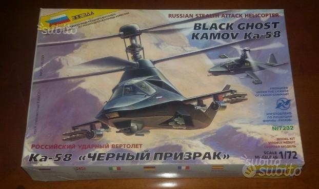 Kit modellismo aerei elicotteri camion 1:72 1:35