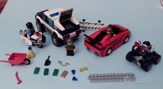 LEGO city 60006 e 60007 - anno 2013