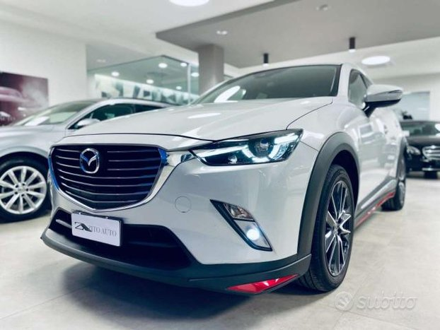 Mazda CX-3 1.5L Skyactiv-D AWD Exceed