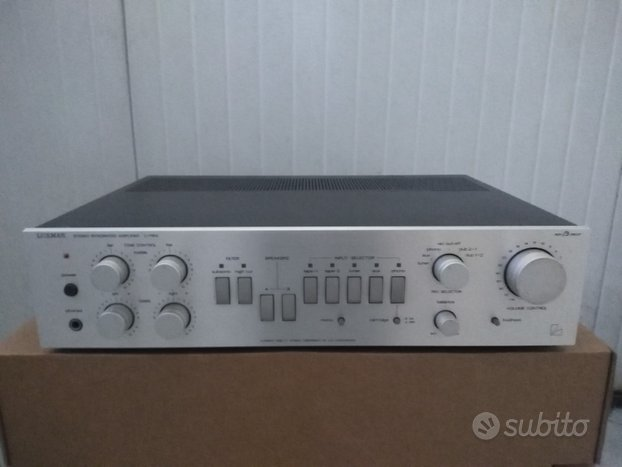 Amplificatore luxaman l_116A