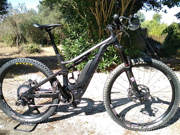 Ebike canyon spectral:on