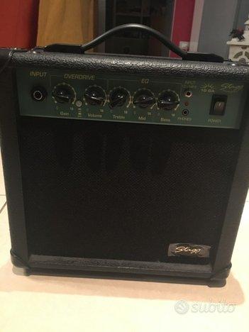 Amplificatore Stagg 10GA