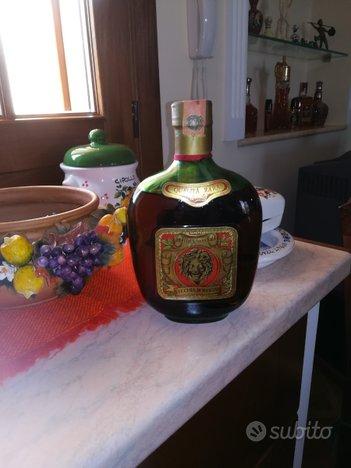 Bottiglia Vecchia Romagna Qualità Rara