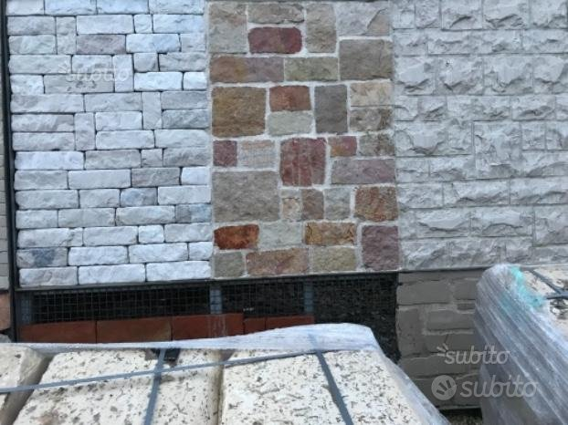 Pietra x pavimento o rivestimento effetto rustico