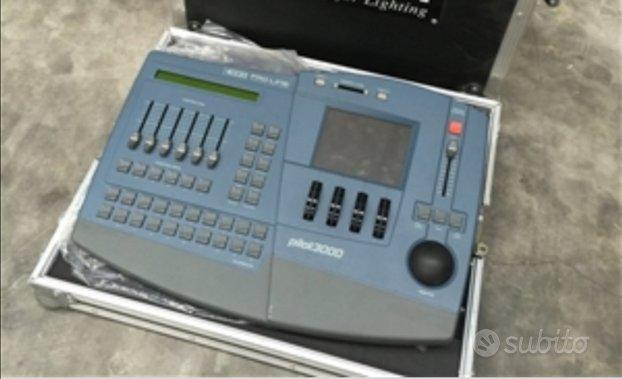 Centralina Luci Sgm Pilot 3000 Touch
