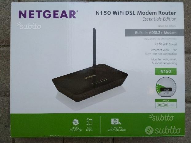 Modem wifi dsl N150