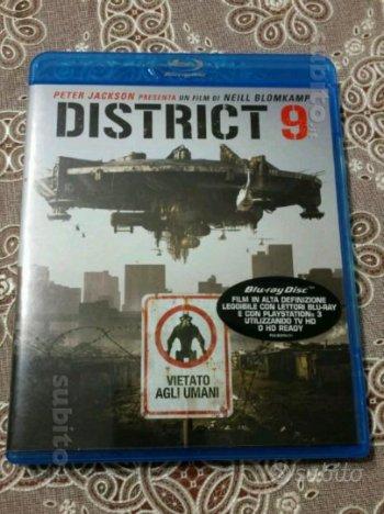 Film Dvd BluRay-Disk titolo