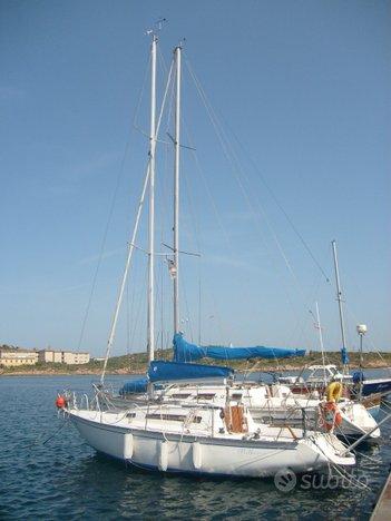 Barca a vela cabinata 9.25 ft