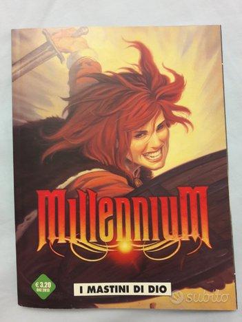 Millennium n. 1 I Mastini di Dio spedizione inclus