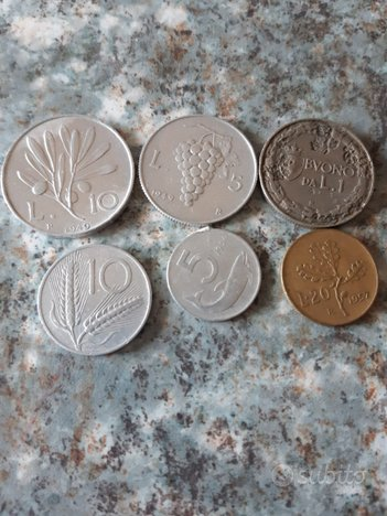 Monete RARE e ANTICHE