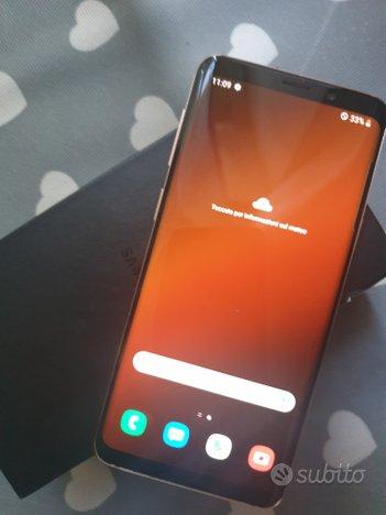 Samsung galaxy s9 64gb oro