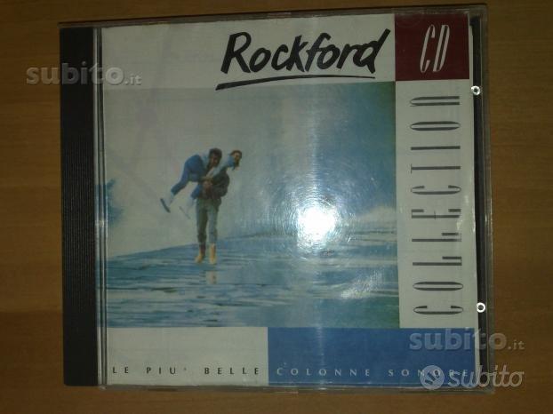 CD Rockford Collection Le piu belle colonne sonore