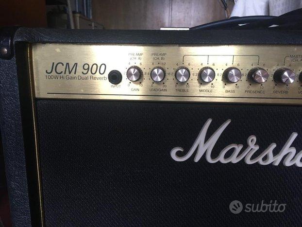 Marshall JCM 900 100W COMBO 2X12